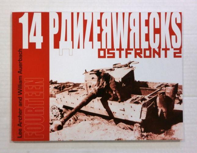 CHEAP BOOKS  ZB1066 PANZERWRECKS ISSUE 14 - OSTFRONT 2