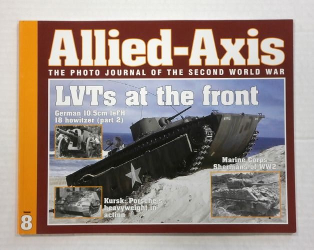 CHEAP BOOKS  ZB1051 ALLIED AXIS - ISSUE 8