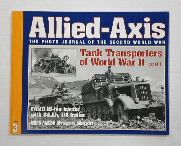 CHEAP BOOKS  ZB1047 ALLIED AXIS - ISSUE 3