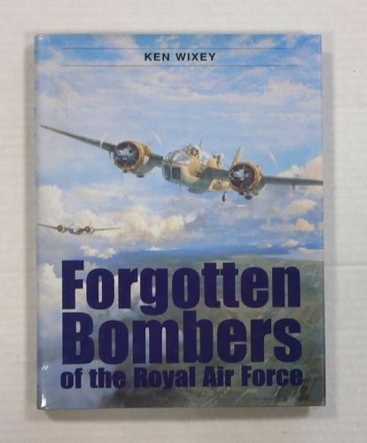 CHEAP BOOKS  ZB1084 FORGOTTEN BOMBERS OF THE ROYAL AIR FORCE