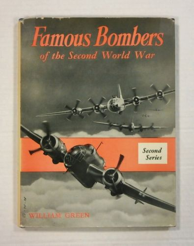 CHEAP BOOKS  ZB1146 FAMOUS BOMBERS OF THE SECOND WORLD WAR - SECOND SERIES