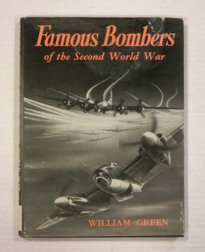 CHEAP BOOKS  ZB1145 FAMOUS BOMBERS OF THE SECOND WORLD WAR