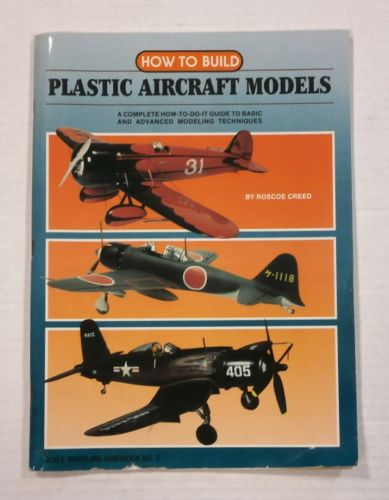 CHEAP BOOKS  ZB1138 HOW TO BUILD PLASTIC AIRCRAFT MODELS