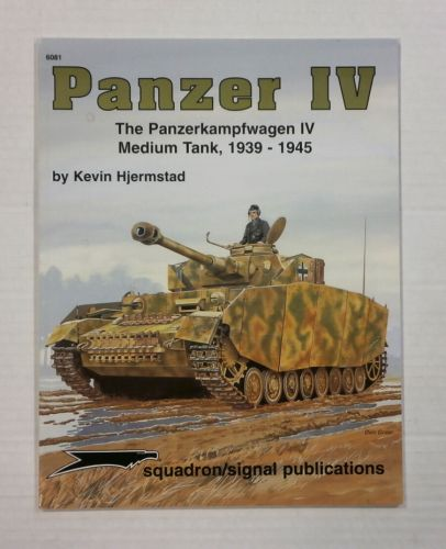 CHEAP BOOKS  ZB1137 PANZER IV THE PANZERKAMPFWAGEN IV MEDIUM TANK 1939-1945