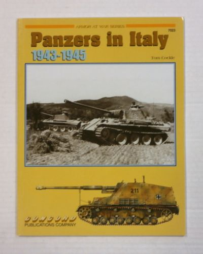 CHEAP BOOKS  ZB1136 PANZERS IN ITALY 1943-1945