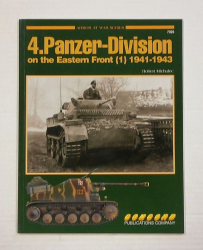 CHEAP BOOKS  ZB1132 PANZER DIVISION ON THE EASTER FRONT  1  1941-1943