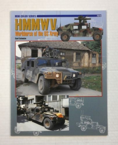 CHEAP BOOKS  ZB1117 HMMWV WORKHORSE OF THE US ARMY