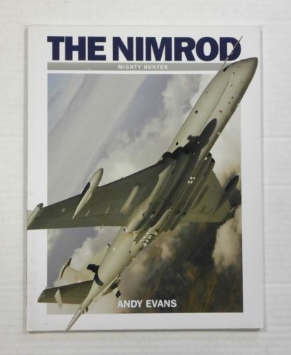 CHEAP BOOKS  ZB1102 THE NIMROD - MIGHTY HUNTER  - ANDY EVANS