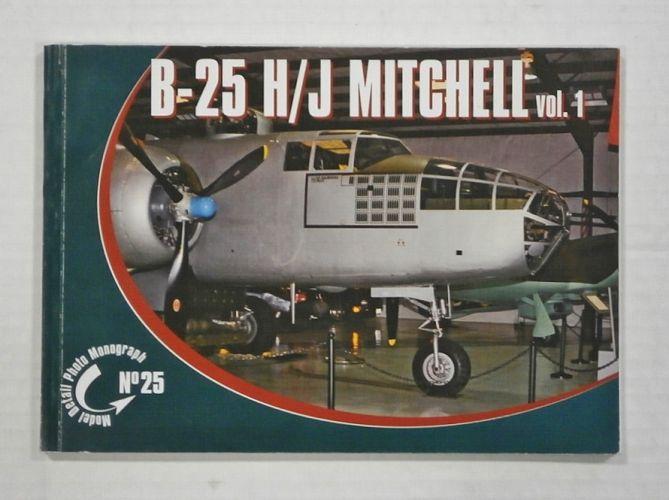 CHEAP BOOKS  ZB1151 B-25 H J MITCHELL vol 1
