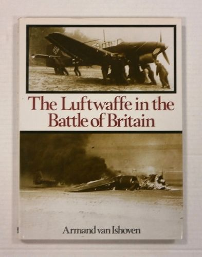 CHEAP BOOKS  ZB1098 THE LUFTWAFFE IN THE BATTLE OF BRITAIN