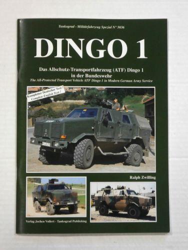TANKOGRAD  5036 DINGO 1