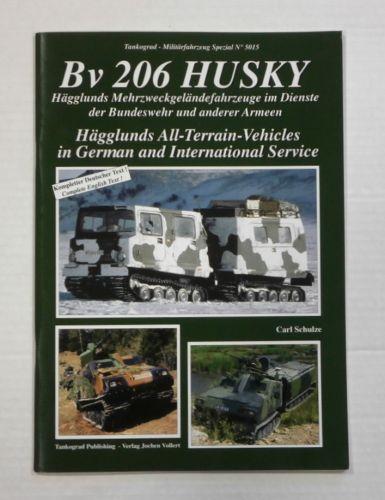TANKOGRAD  5015 Bv 206 HUSKY