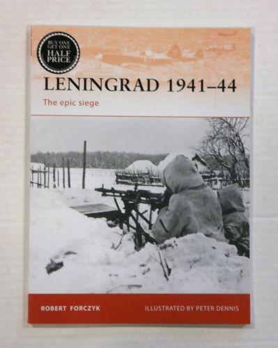 OSPREY CAMPAIGN  215. LENINGRAD 1941-44