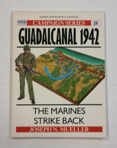 OSPREY CAMPAIGN  018. GUADALCANAL 1942