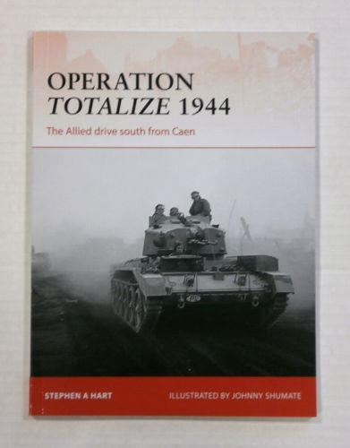 OSPREY CAMPAIGN  294. OPERATION TOTALIZE 1944