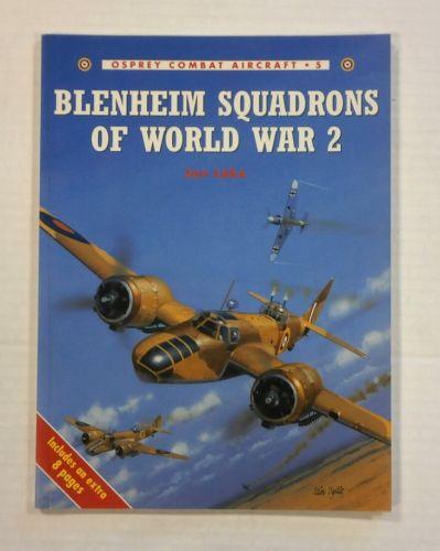 OSPREY COMBAT AIRCRAFT  005. BLENHEIM SQUADRONS OF WORLD WAR 2