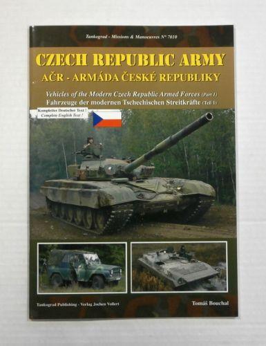 TANKOGRAD  7010 CZECH REPUBLIC ARMY  PART 1
