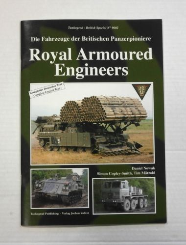 TANKOGRAD  9002 ROYAL ARMOURED ENGINEERS