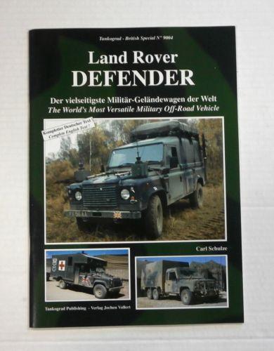 TANKOGRAD  9004 LAND ROVER DEFENDER