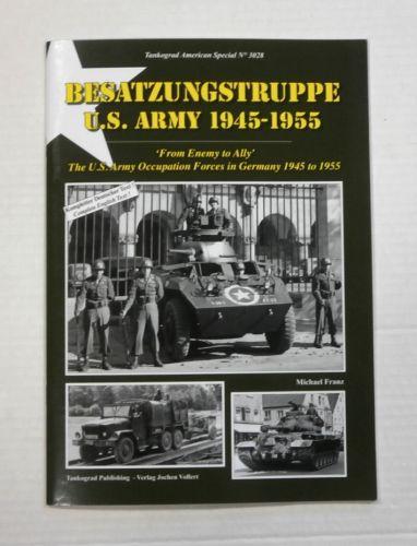 TANKOGRAD  3028 BESATZUNGSTRUPPE US ARMY 1945 - 1955