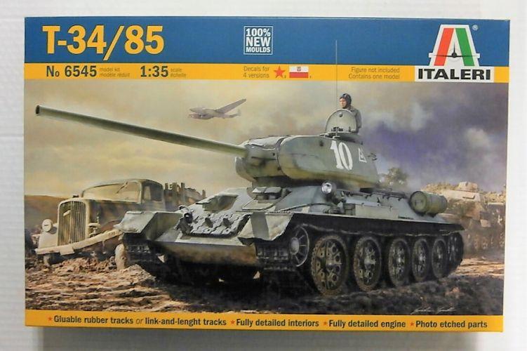 ITALERI 1/35 6545 T-34/85