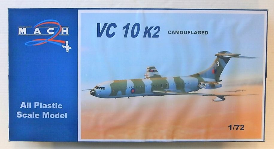 MACH 1/72 GP106 VICKERS VC10 K2 RAF CAMOUFLAGED  UK SALE ONLY