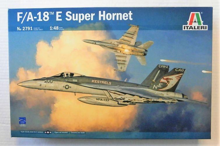 ITALERI 1/48 2791 F/A-18E SUPER HORNET