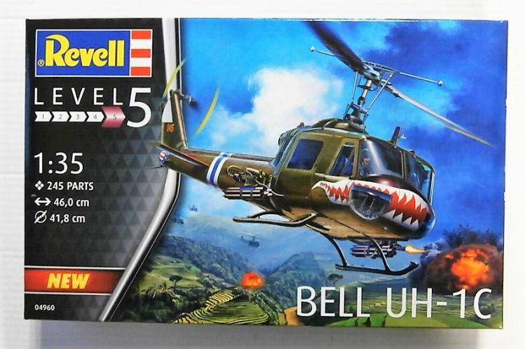 REVELL 1/35 04960 BELL UH-1C