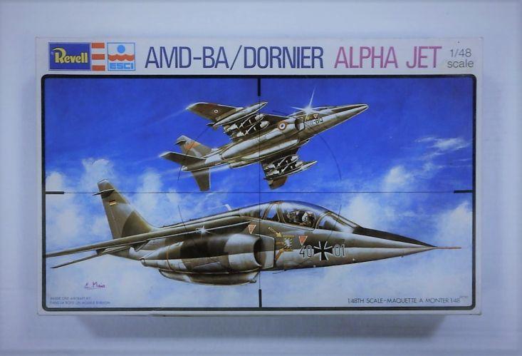 REVELL 1/48 H-2249 AMD-BA/DORNIER ALPHA JET