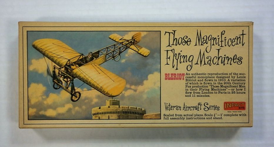 INPACT  P101  BLERIOT FLYING MACHINE