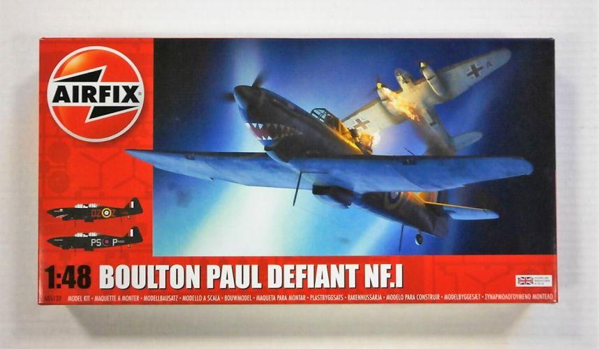 AIRFIX 1/48 05132 BOULTON PAUL DEFIANT NF 1