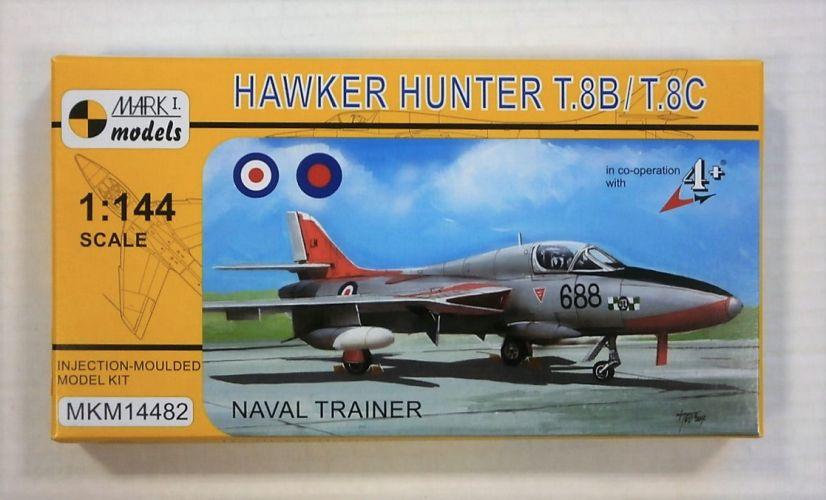 MARK I MODELS 1/144 14482 HAWKER HUNTER T.8B/T.8C