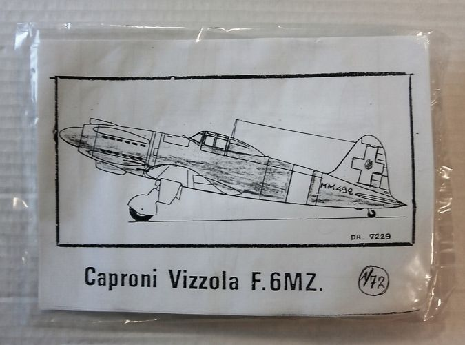 DUJIN 1/72 7229 CAPRONI VIZZOLA F.6MZ.
