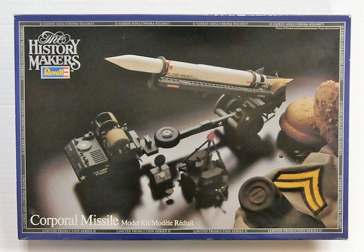 REVELL 1/40 8649 THE HISTORY MAKERS CORPORAL MISSILE