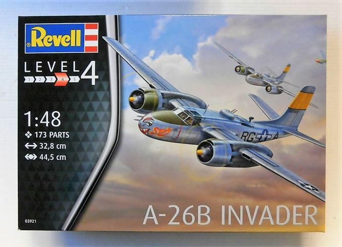 REVELL 1/48 03921 A-26B INVADER