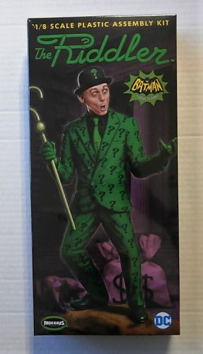 MOEBIUS 1/8 954 THE RIDDLER