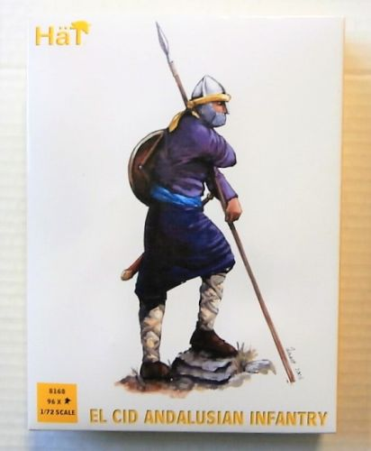 HAT INDUSTRIES 1/72 8168 EL CID ANDALUSIAN INFANTRY