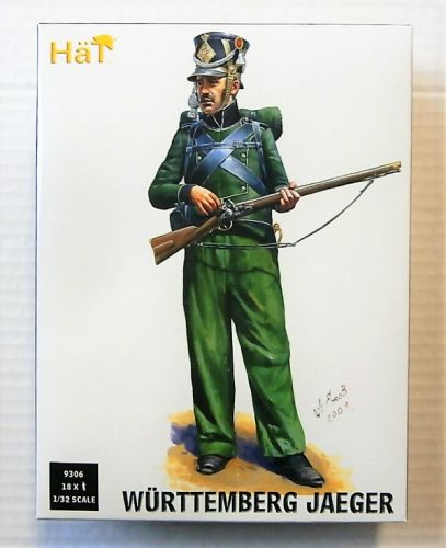 HAT INDUSTRIES 1/32 9306 WURTTEMBERG JAEGER