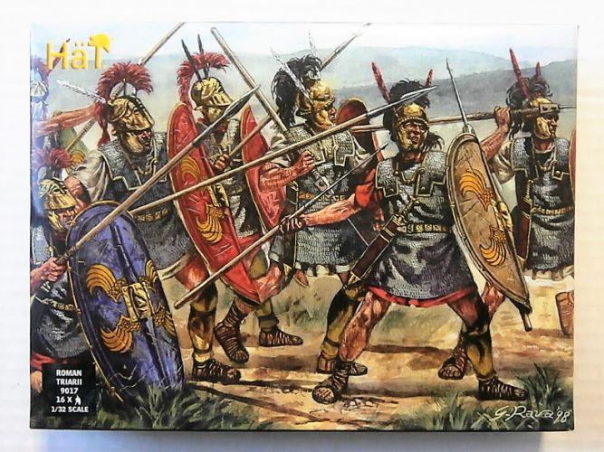 HAT INDUSTRIES 1/32 9017 TRIARII REPUBLICAN ROMANS