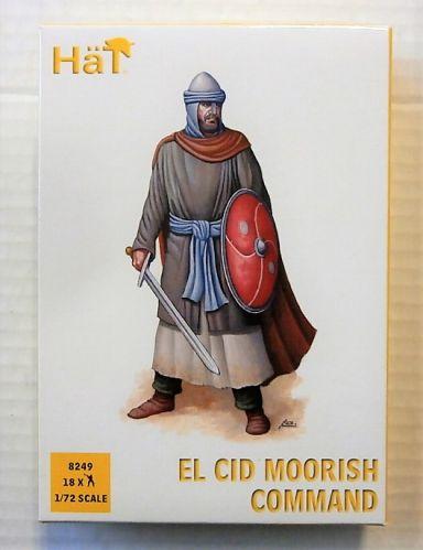HAT INDUSTRIES 1/72 8249 EL CID MOORISH COMMAND