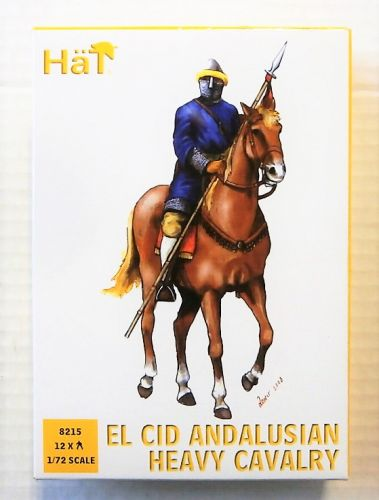 HAT INDUSTRIES 1/72 8215 EL CID ANDALUSIAN HEAVY CAVALRY