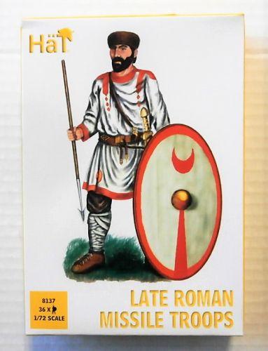 HAT INDUSTRIES 1/72 8137 LATE ROMAN MISSILE TROOPS