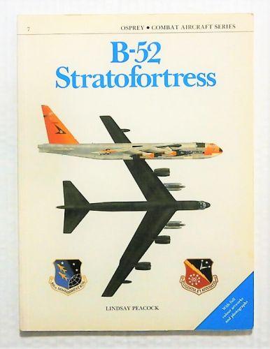 OSPREY COMBAT AIRCRAFT  007. B-52 STRATOFORTRESS