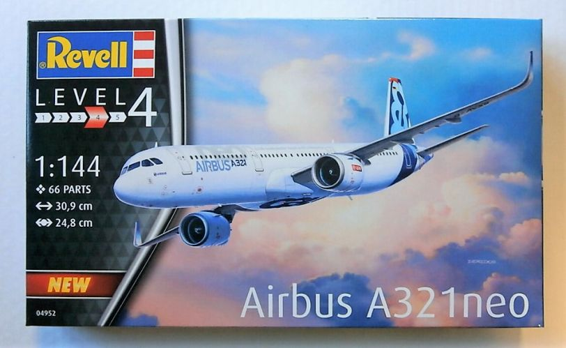 REVELL 1/144 04952 AIRBUS A321neo