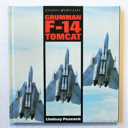 CHEAP BOOKS  ZB2294 CLASSIC WARPLANES GRUMMAN F-14 TOMCAT - LINDSAY PEACOCK