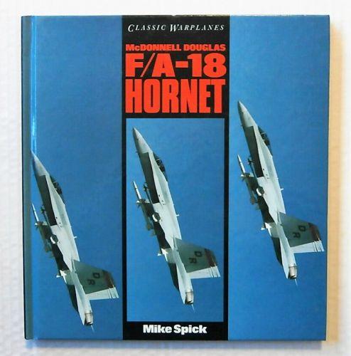 CHEAP BOOKS  ZB2298 CLASSIC WARPLANES MCDONNELL DOUGLAS F/A-18 HORNET