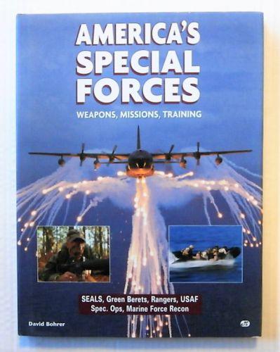 CHEAP BOOKS  ZB2303 AMERICAS SPECIAL FORCES - DAVID BOHRER
