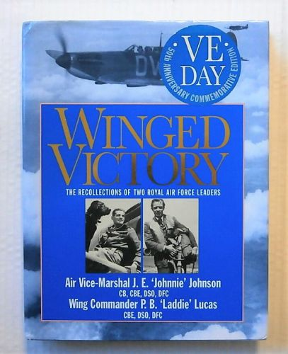 CHEAP BOOKS  ZB2271 WINGED VICTORY - THE RECOLLECTIONS OF TWO ROYAL AIR FORCE LEADERS