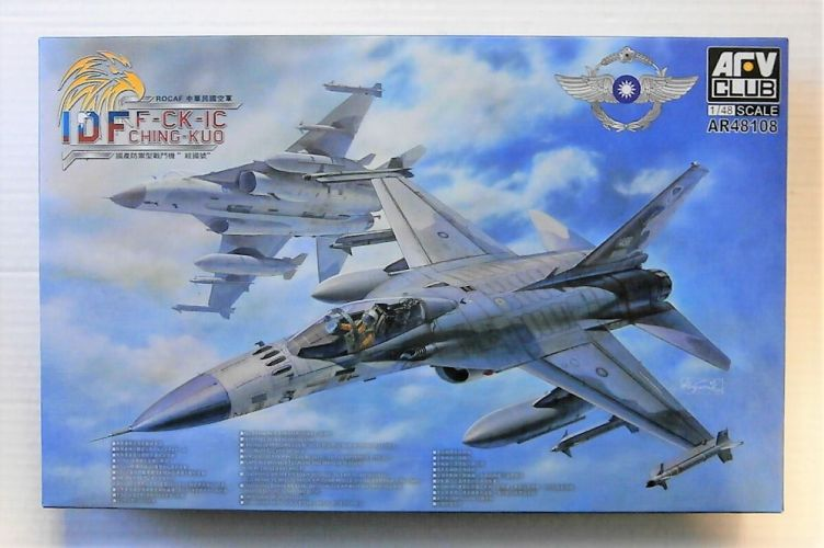 AFV CLUB 1/48 48108 IDF F-CK-IC CHING-KUO