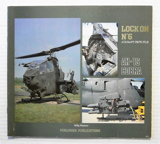CHEAP BOOKS  ZB2334 LOCK ON No6 - AH-1S COBRA
